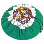 Classic Green - Play & Go, Toy Storage Bag